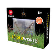 ALGA Science Spider World