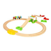 BRIO My first -ratasetti
