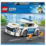 LEGO City Poliisin partioauto