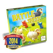Battle Sheep - Vuoden perhepeli 2014