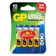 GP Ultra Plus AA-paristot
