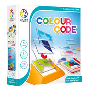 SmartGames Colour Code -oppimispeli