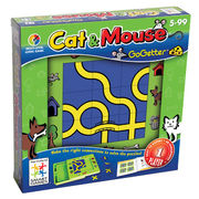 SmartGames Cat and Mouse - Kissa ja hiiri