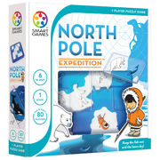 SmartGames North Pole Expedition
