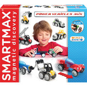 SmartMax Power Vehicles Mix - Työkoneet