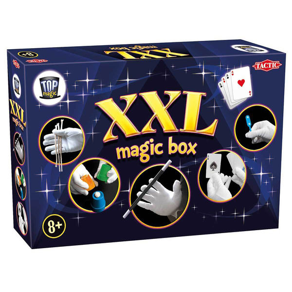 TacTic XXL Magic Big Box