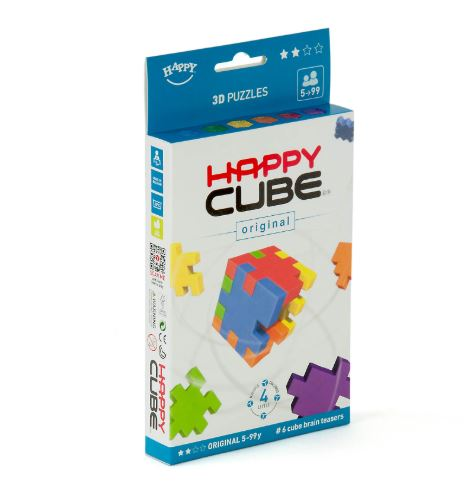 Happy Cube Original 6-colour pack -pakkaus