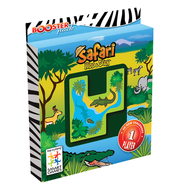 SmartGames Safari BoosterPack