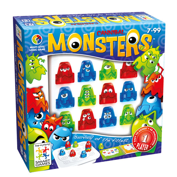SmartGames Monsters