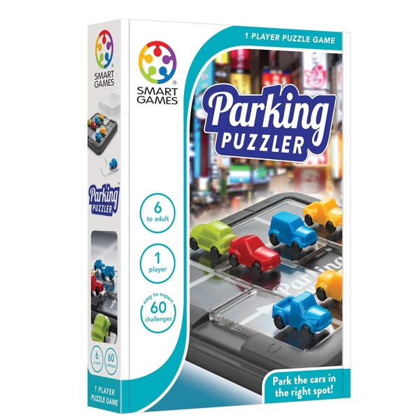 Parking Puzzler Box
