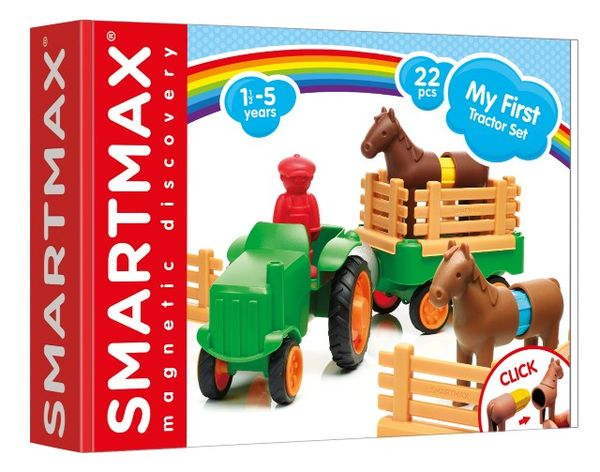 SmartMax My First Tractor Set -pakkaus