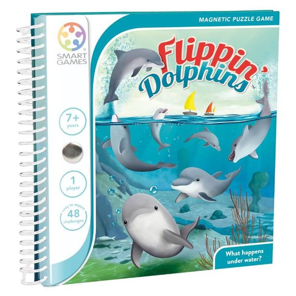 SmartGames Flippin Dolphins